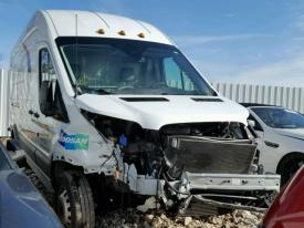 Salvage Ford TRANSIT CO